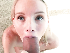 Fucking A Total Cutie And Cumming In Her Mouth