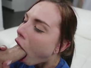 Slut Appreciates The Pleasure His Big Cock Provides