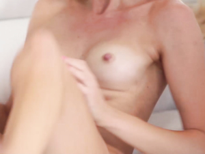 College Blonde Enchanted By BBC Gets Fucked Hardcore