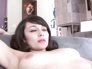 Fucking Her Redheaded Lesbian Stepsister