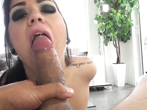 Sexy Tattooed Suck Slut Makes You Cum In Her Mouth