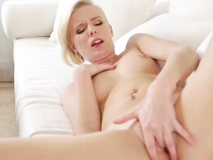 Wildly Satisfying Sex With A Beautiful Blonde Teen