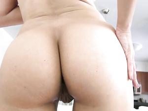 Fucking Latina Cunt And Cumming On Her Big Titties