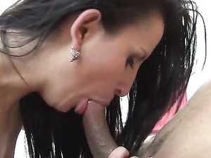 Amateur Latina Pussy Sits On His Cock And Rides