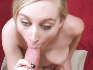 Cock Riding Staci Jaxxx Milks Him With Her Cunt