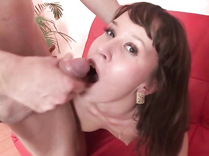 Sluts Give Up Their Butts In This Russian Anal Threeway
