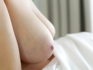 Big Natural Tits Girlfriend Is Fun To Fool Around With