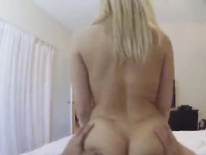 Heart Shaped Ass Is So Hot In Doggystyle