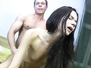 Fucking Skinny Bitches Is His Favorite Thing
