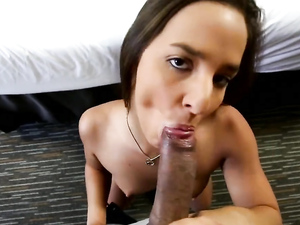 Tanned Girl With A Great Ass Bounces On A Dick