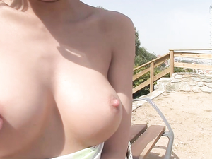 Paying For Sex In A Public Park With A Latina Slut